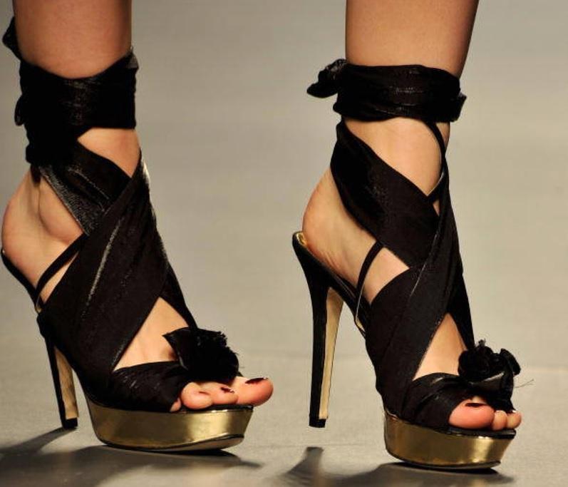 Scarpe Tacchi Bassi
